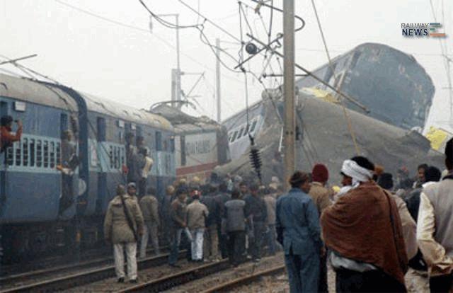 115 People Killed in Derailment near Kanpur