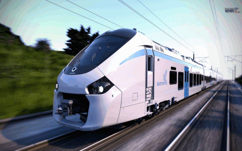 Alstom SNTF Coradia Trains