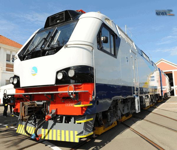 KZ8A Electric Locomotives