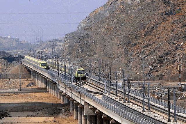 Mecca Metro Project
