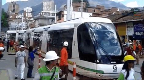 Medellin Tram Project