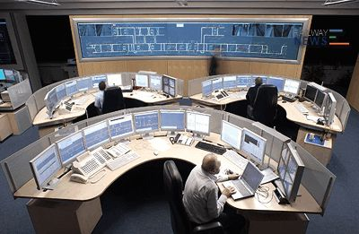 Metro Control Centre