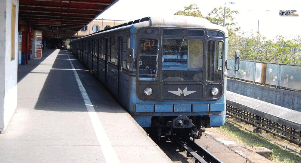 Metrovagonmash Subway Trains