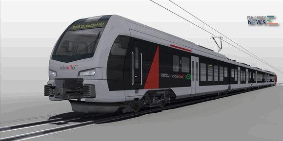 Stadler Abelio Flirt3 Trains