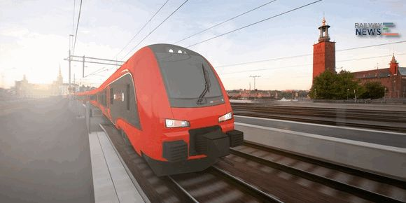Stadler Intercity Trains