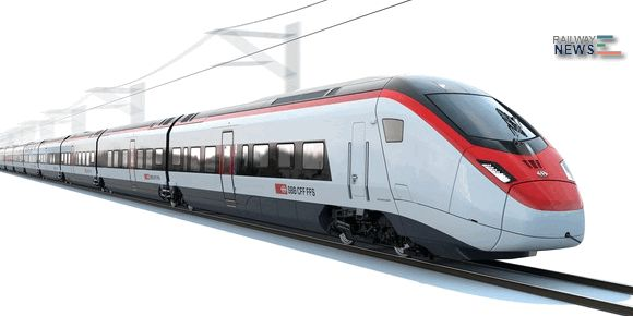 Stadler Rail EC250 HS Trains