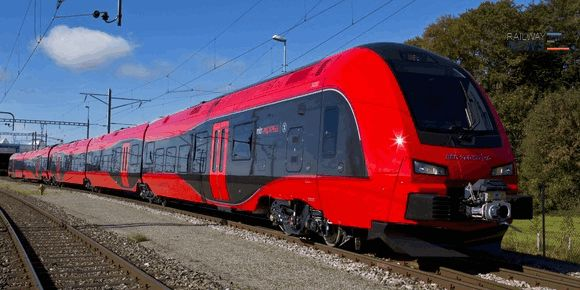 Stadler Rail Flirt Train MTR Express