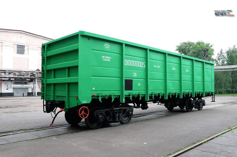 TMH Gondola Freight Cars