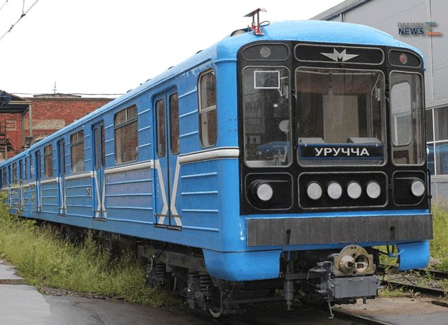 TMH Minsk Metro Cars