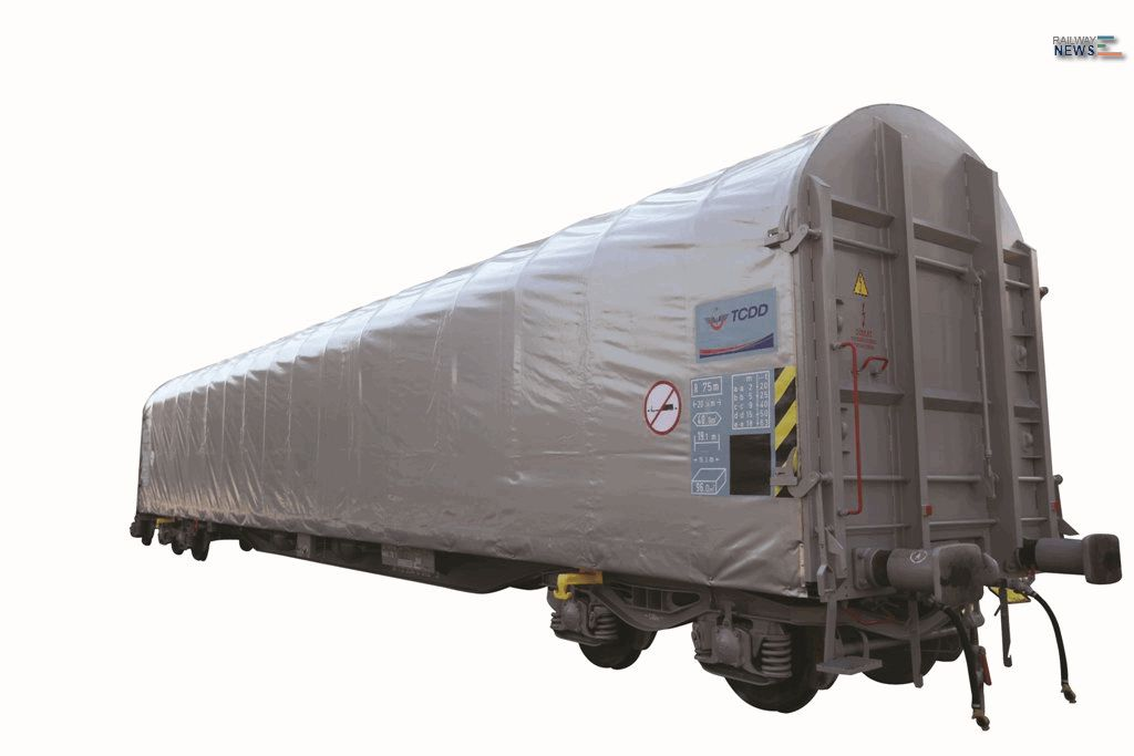 Tulomsas Freight Wagon