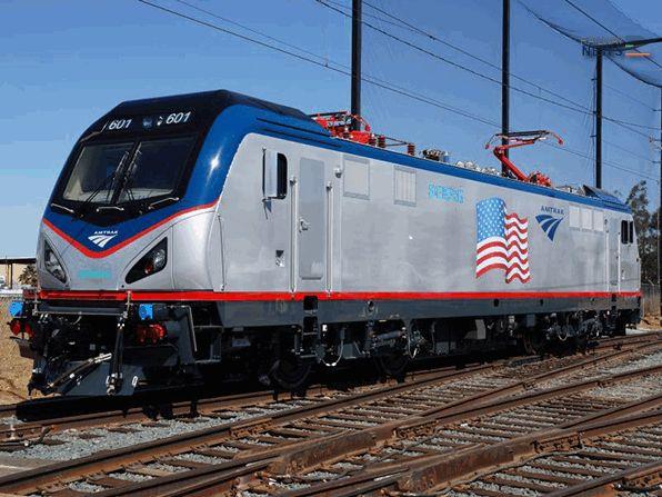 Siemens ACS-64 electric locomotives
