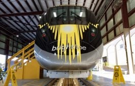 New Florida Passenger Train Unveiled