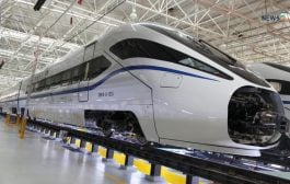 Bombardier's JV Wins Contract to Build 40 High Speed Train Cars for China