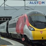 Alstom Hits Halfway Point in Repainting Iconic Train Fleet