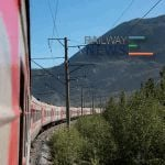 Work on Electrifying Railway Approaches to the Seaport of Ust-Luga has been Completed