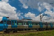 Gibela's First Trains Begin Commercial Service