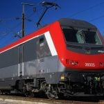 Alstom Delivers the 1st Overhauled BB36000 Locomotive to Akiem