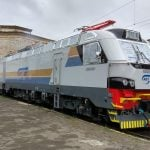 Alstom Delivers the 1st Freight Locomotive to Azerbaijan
