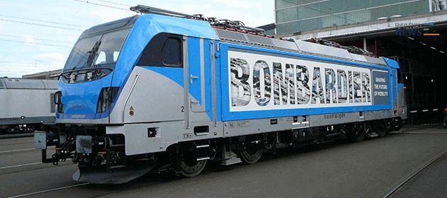 Bombardier E464 Locomotives