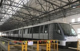 Bombardier Delivers First INNOVIA to the Chinese Market