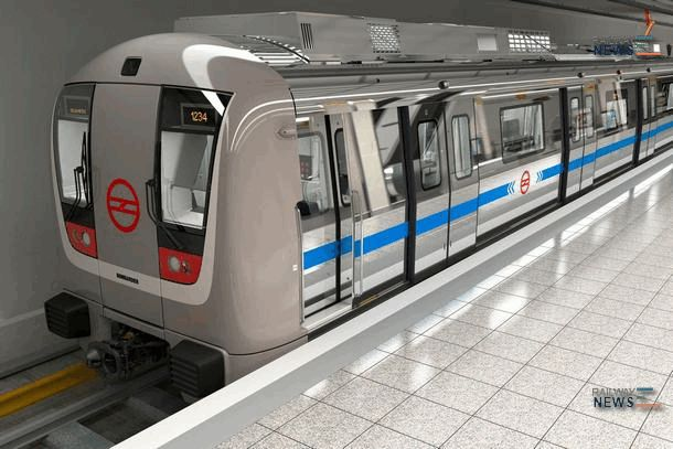 Bombardier India Movia Metro Cars