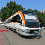 CRRC Unveils New Emu Train
