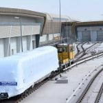 Alstom Delivers 1st Dubai Metro Trainset on Time