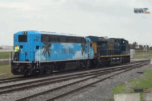 Florida Tri Rail Trains
