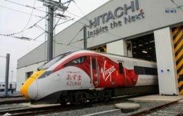 Hitachi Recruits for 250 jobs at Doncaster Rail Depot