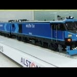 "Alstom completes most powerful all-electric ""Make-In-India"" locomotive and announces contract wins worth €75 million in India"
