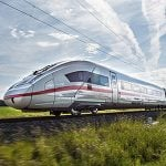 ICE 4 to Operate on the Berlin – Munich High-Speed Line