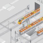 Alstom's HealthHub TrainScanner enters service in Warsaw
