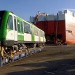 Alstom Ships the 1st Additional Train for Line 1 of the Metro of Lima