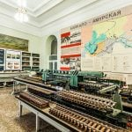 The Russian Railway Museum Opened in St. Petersburg