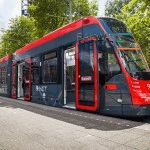 """Avenio Tram Design for Doha Honored with the """"Red Dot"""" Award"""