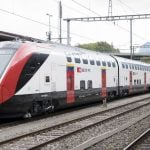 New SBB Double-Deck Train Receives Operating Permit