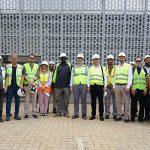 Turkish State Railways Delegation on Tanzania Railways