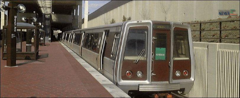Wmata Rail Cars